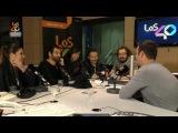 Entrevista a La Oreja De Van Gogh