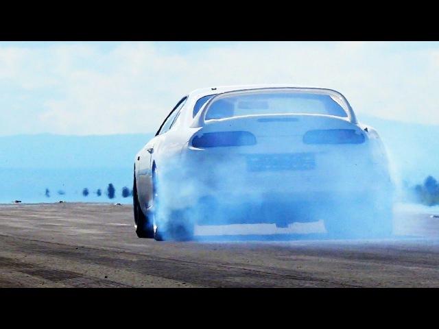 RACE 1000 All Car Supercar Launches Acceleration Sound HALF MILE