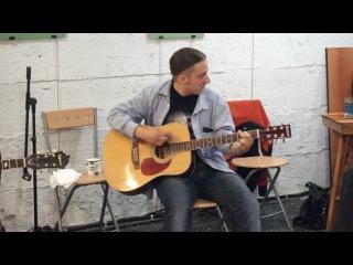 Alex Opium - Время поэтов (Live Близкие Люди в Gallery More - 5.11.16)