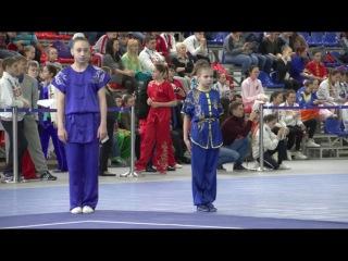 Moscow Wushu Stars 2017, Area 2 Taolu, 18.02.17