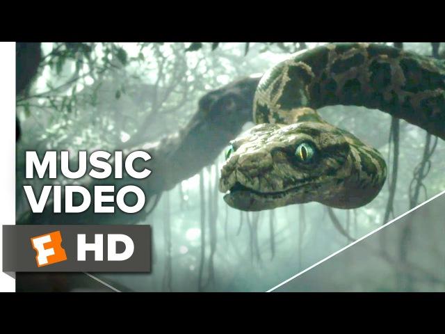 """Книга джунглей - Скарлетт Йоханссон и Марк Ронсон Trust in Me"""" (DJDS Remix)"""