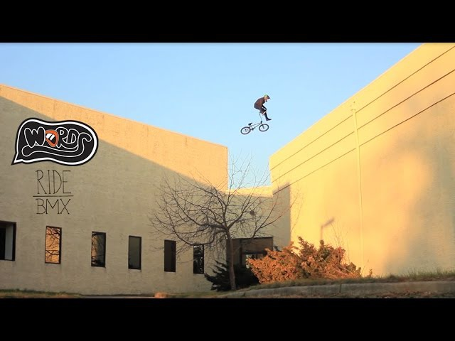 Scotty Cranmer The Roof to Roof Tailwhip