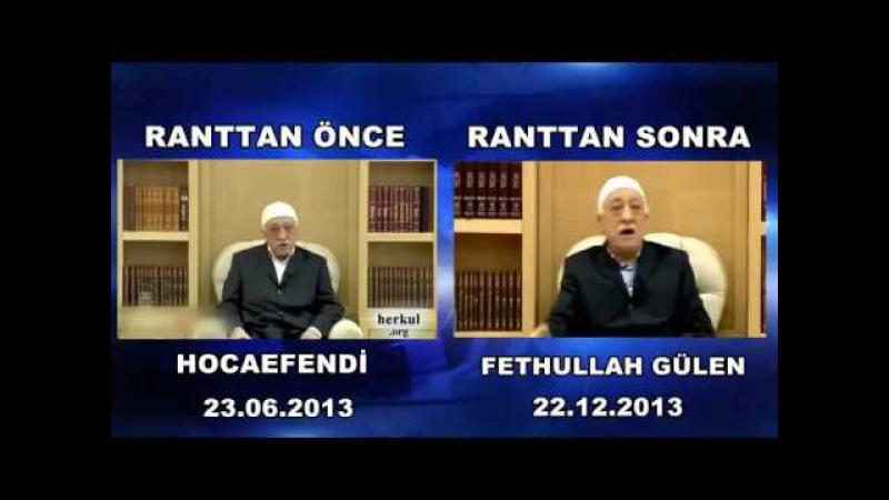 Vasf-ı Münâfık Fetullah Gülen - Riyakar - Yalancı - Sahtekar