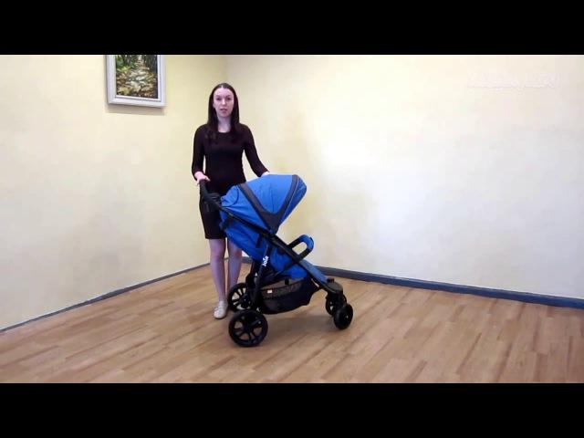Прогулочная коляска Joie Litetrax 4 (Джои Лайт Тракс 4)