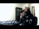 Neurosis - We All Rage In Gold vocal cover.