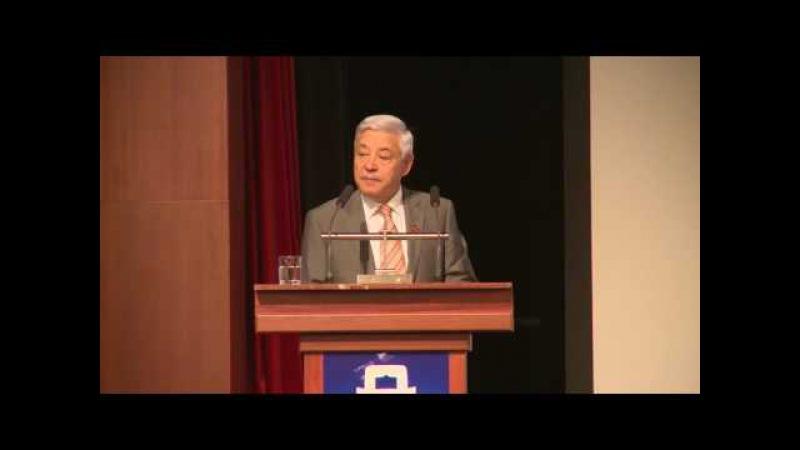 VII Бөтендөнья татар яшьләре форумының пленар утырышы Фәрит Мөхәммәтшин