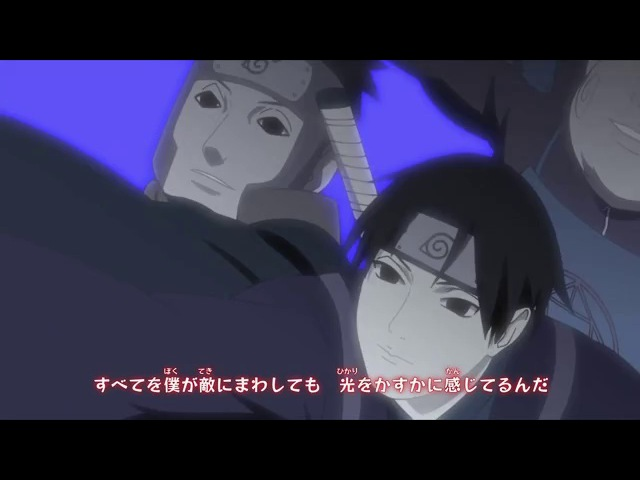 Naruto Shippuuden Opening 8 Наруто Ураганные Хроники Опенинг 8 NarutoClan