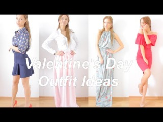 Valentine's Day Outfit Ideas ♥