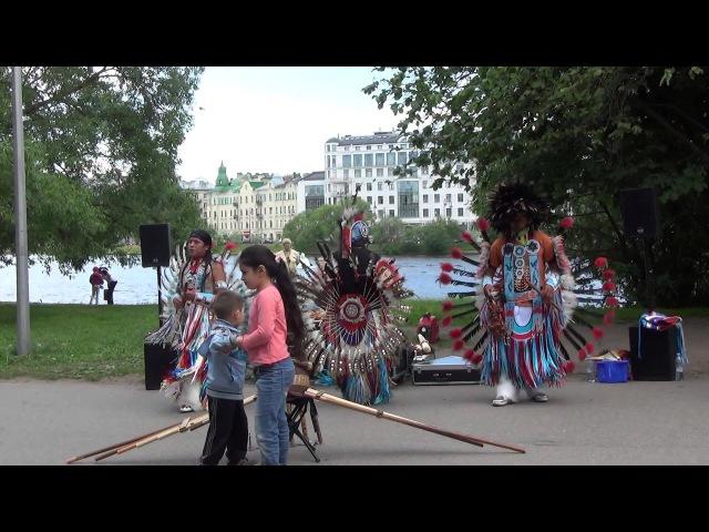 WUAUQUIKUNA СЕЗОН 2015 СПб Ponchito
