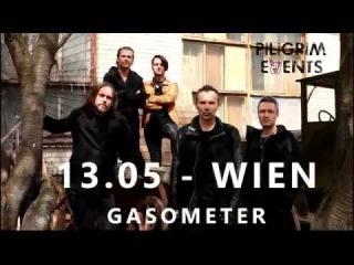 С. Вакарчук запрошує на концерт OKEAN ELZY у Відні 13.05