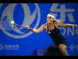 2016 Wuhan Open Semifinals   Dominika Cibulkova vs Svetlana Kuznetsova   WTA Highlights