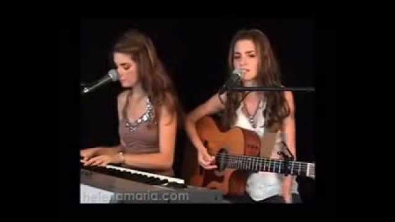 Две сестры перепели Рианну..mp4