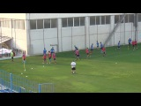 Pre season trainings.....General warm up, with change direction