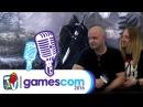 Gamescom 2016   Elex - Interview: Michael im Gespräch mit Björn Pankratz Harald Iken   18.08.2016