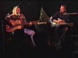 Геннадий Жуков и Виктор Луферов - концерт в театре 'Перекрёсток', Москва, 2002