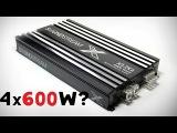 Самый мощный 4х-канальник SOUND STREAM X3.2K4