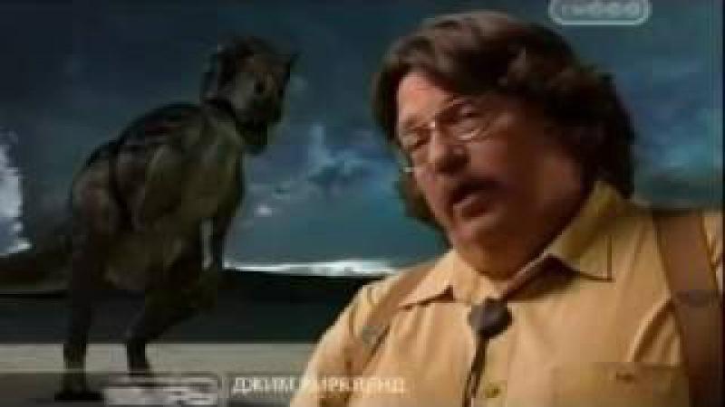 Самый могучий хищник среди динозавров Аллозавр. Мир доисторических гигантов.