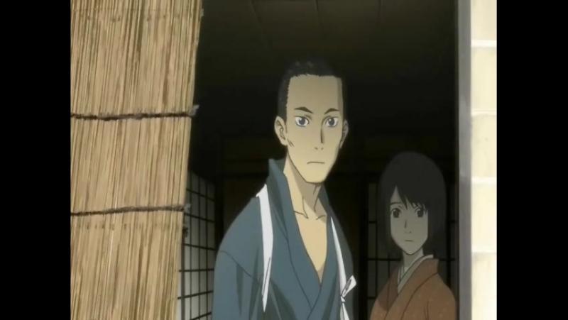Mushishi Episódio 04 Dublado - O Caminho do Travesseiro