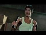 Скотт Эдкинс ,Bruce Lee, С.Сигал -Драки в стиле школ айкидо ,ушу и карате до