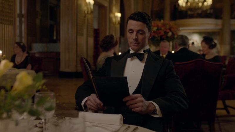 Аббатство Даунтон/ Downton Abbey 6 сезон 4 серия
