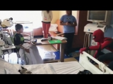 Том Холланд и Зендая навестили детей в Нью-Йоркской больнице