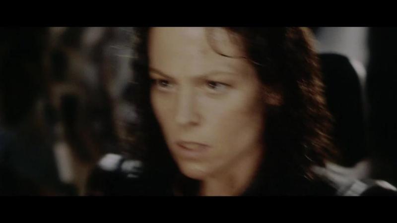 Melicia - Running Out Of Time - [Alien: Resurrection, 1997(Чужой 4: Воскрешение)]