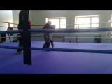 Первое соревнование и победа Захара. Тайский бокс. 5 лет