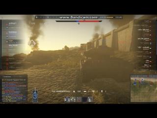 .!НА танке центуреон в игре ваР-Тандеро:-00
