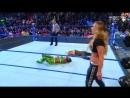 02.05.17- SDLive - Naomi and Charlotte vs Carmella and Natalya