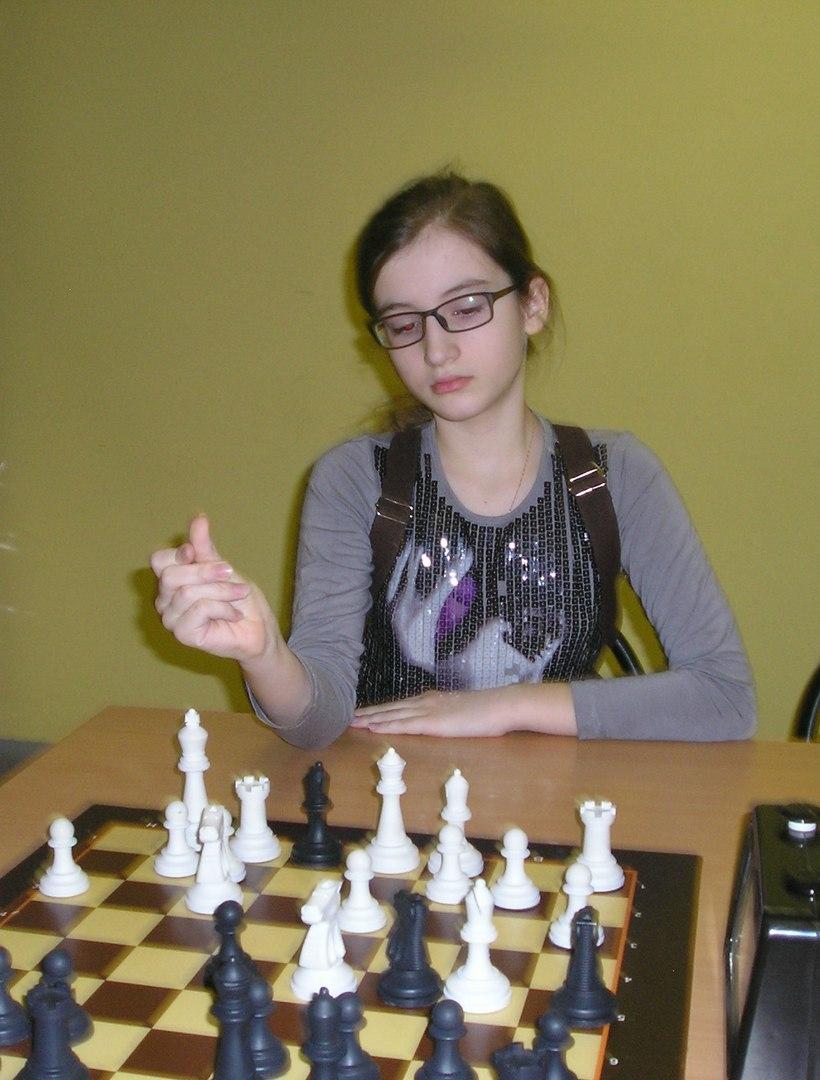 КНЯГИНИНО Шахматы