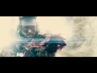 Бэтмен против Супермена/БпС: На заре справедливости: Флэш (отрывок №2)