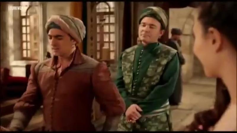 Урок танцев от Сюмбюля Аги и Гюль Аги