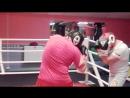 Обучение боксу Защита от боксера левши