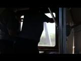 Вскрытие намертво заваренных окон в поезде.