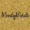 Буквы, сувениры, декор из дерева | WOODY WORDS