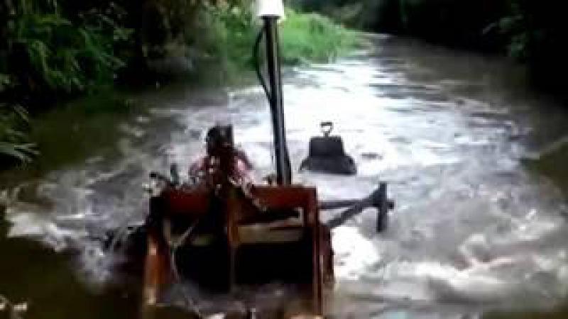 Подводный трактор