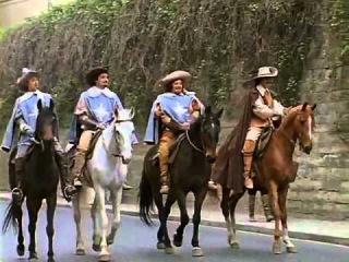 Максим Дунаевский Песня Мушкетеров. Song of Three Musketeers 1978