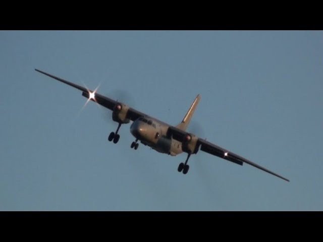 Ан-26 Визуальный Заход, 90 красный, Шагол. An 26 Visual Landing, 90 red, Shagol.
