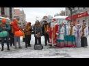 НЕКТАРИЩЕ ПЕРВАЯ ХАРИНАМА 2017 в Екатеринбурге. Новогоднее обращение деда мороз
