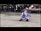 Девочка танцует Bojalar