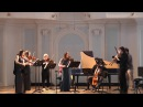 Violin concerto in D major 2 3 mvts and Les Moscovites
