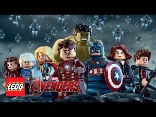 Мультфильм Лего Марвел Новые Мстители - Эпизод 1 ✪ LEGO Marvel New Avengers - Episode 1 #мультфильмы