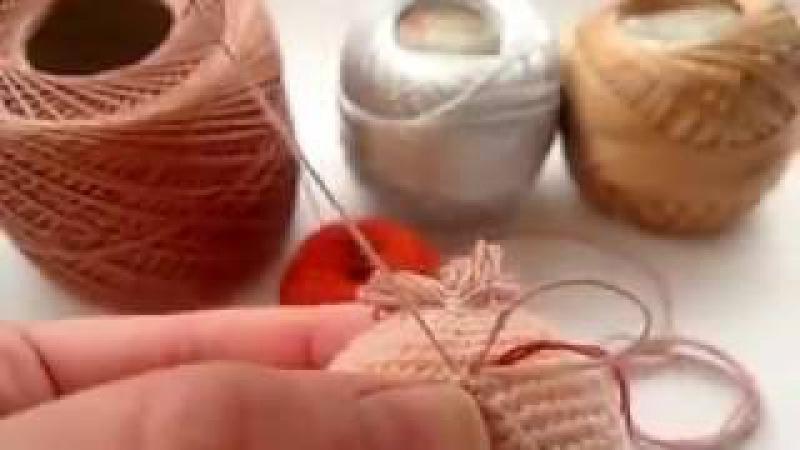 Как сделать волосы кукле амигуруми. Новый способ Hair of amigurumi doll. New metod.