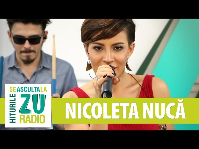 Nicoleta Nuca - Cand pleci (by Carla's Dreams) (Live la Radio ZU)