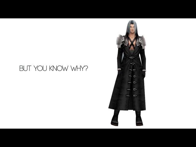 【MMD】Sephiroth『Im The Boss』