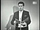 STRAVINSKY Oedipus rex  L.Kozma, T.Troyanos, RAI Roma, C.Abbado  video 1969