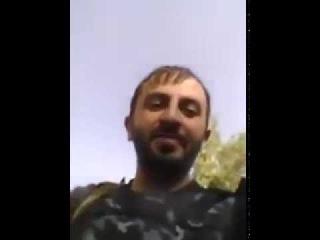 Видео из захваченного здания полиции в Ереване/Published video of the captured police station