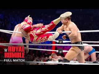 #My1 FULL MATCH   Royal Rumble Match: Royal Rumble 2013