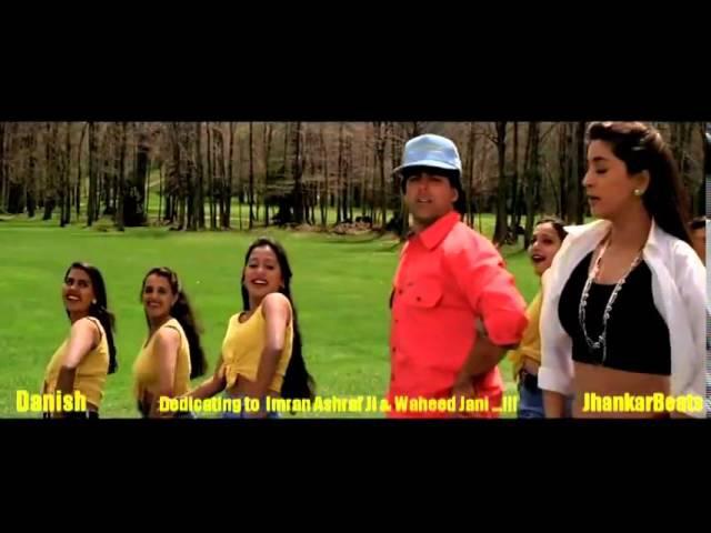 Mujhe Hero Ban Jaane De Jhankar Mr Mrs Khilad Udit Naryan Purnima By Danish