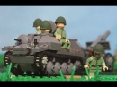 This guy makes stop motion animation videos with Legos. Here is his latest video: The WW2 Battle of Brody